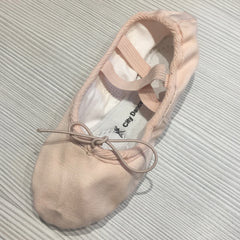 Youth Canvas Ballet Slipper