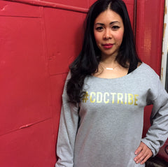 CDCTribe Ladies Pullover Sweater