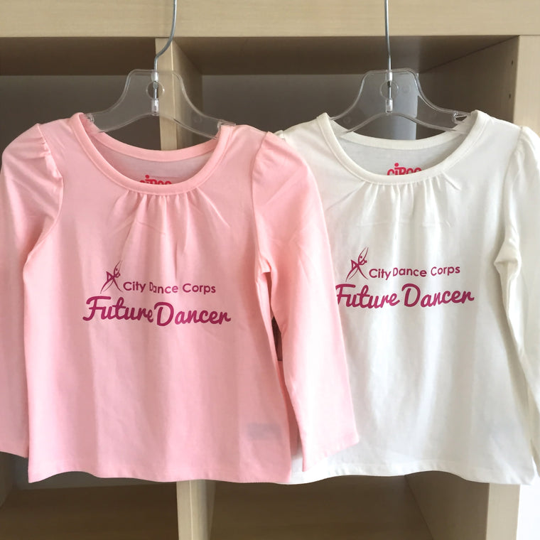 Future Dancer Baby Long Sleeve