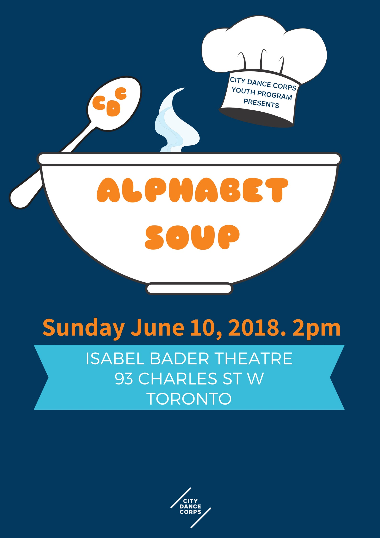 """Alphabet Soup"" 2017/2018 Youth Year End Showcase"