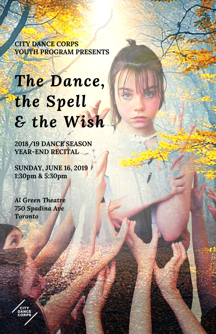 2018/2019 Youth Recital - Mini Intro to Dance