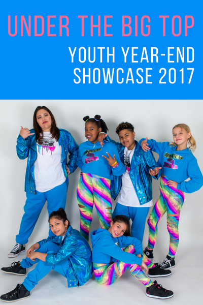 """Under the Big Top"" 2017 Youth Year End Showcase"