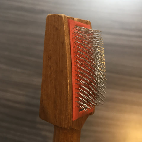 Shoe Brush for Latin Dance Shoes