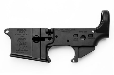 "TBRCi ""A Salt"" Lower Receiver"