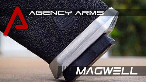 Agency Arms Magwell Glock G19/23 Gen 3