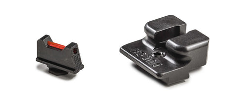Dueck DFR Fiber Optic Sight Set for Glock Pistols