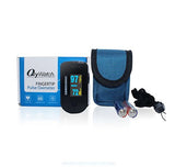 Classical Pulse Oximeter with LED Screen and Carry Case