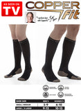 Copper Fit Compression Socks (1 Pair)
