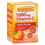 Emergen-C 1000 mg Vitamin C Fizzy Drink Mix (30 Sachets)