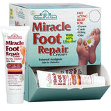 Miracle of Aloe Foot Repair Cream