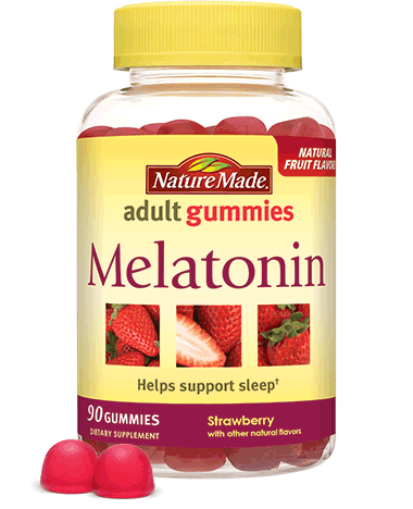 Nature Made Melatonin Adult Gummies (60ct)