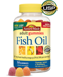 Nature Made Adult Fish Oil Gummies (220ct)