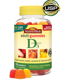 Nature Made Adult Vitamin D3 Gummies (275ct)