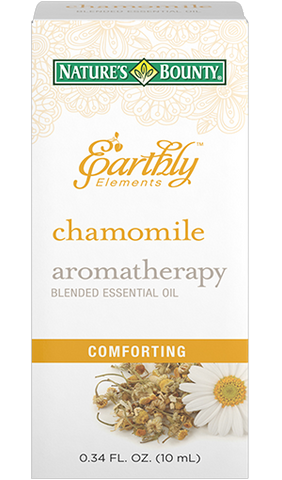 Natures Bounty Earthly Elements Chamomile Essential Oil