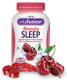 Vitafusion Adult Beauty Sleep Gummies (90 Ct)