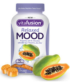 Vitafusion Adult Relaxed Mood Gummies (90 Ct)