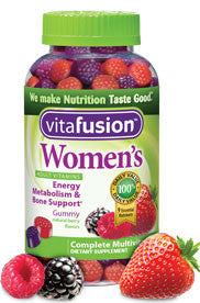 Vitafusion Women's Daily Multivitamin Gummies (150 Ct)