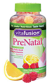 Vitafusion Women's PreNatal Gummies (90ct)
