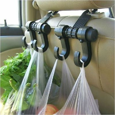 CAR HEADREST HOLDER