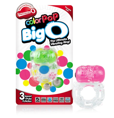 Colorpop Big O - Assorted Colors - Each CP-BO-110E