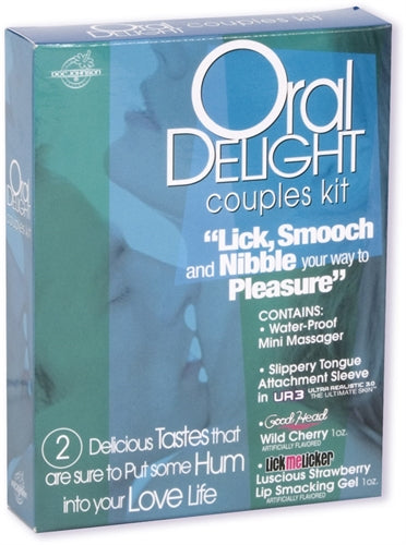 Oral Delight Couples Kit DJ1591-00