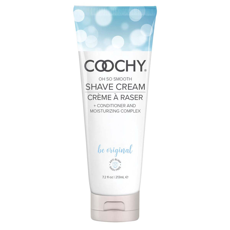 Coochy Shave Cream - Be Original - 7.2 Oz COO1002-07