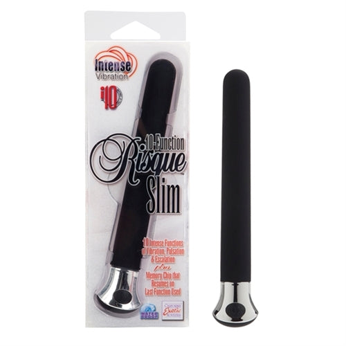 10-Function Risque Slim - Black SE0560103