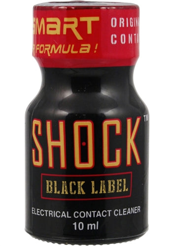 Shock Black Label Electrical Contact Cleaner - 10 ml SB1003