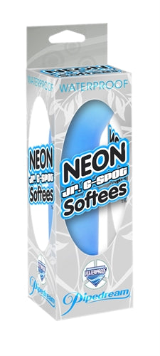 Neon Jr G Spot Softees Blue PD1406-14