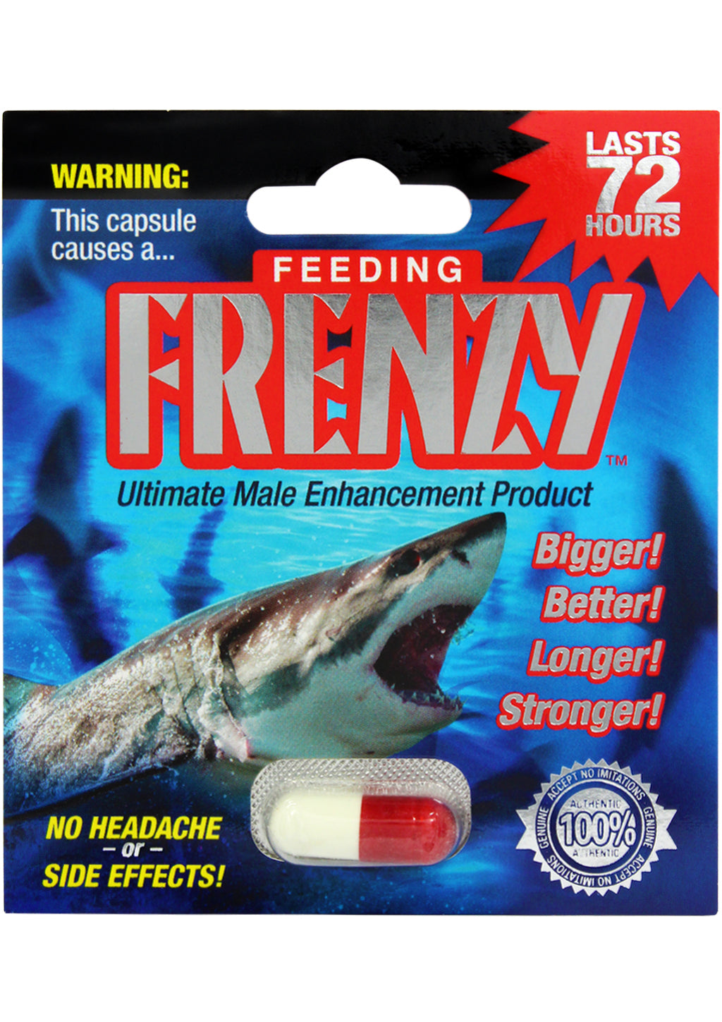 Feeding Frenzy - Eaches FF-1H-E