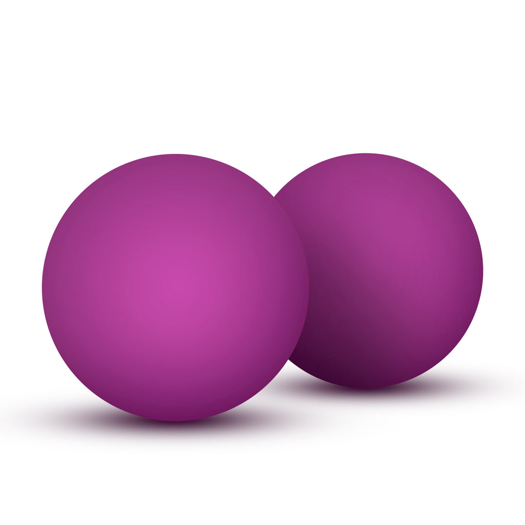 Luxe Double O Advanced Kegel Balls - Pink BL-56400