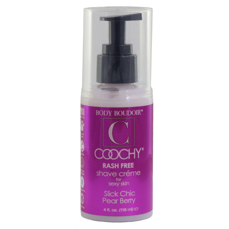 Coochy Shave Crème-Slick Chic Pear Berry