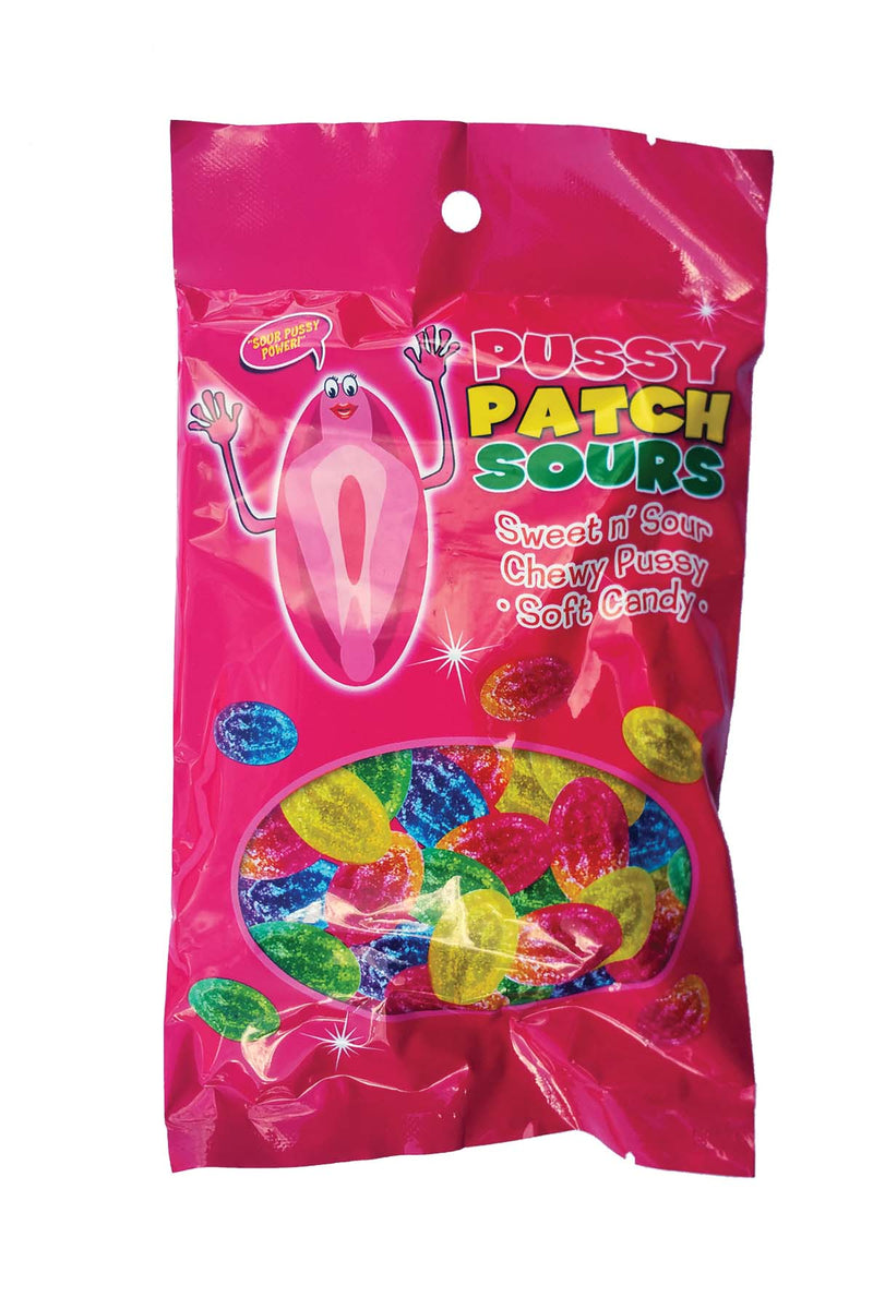 Pussy Patch Sours - 12 Piece Display HTP3149D