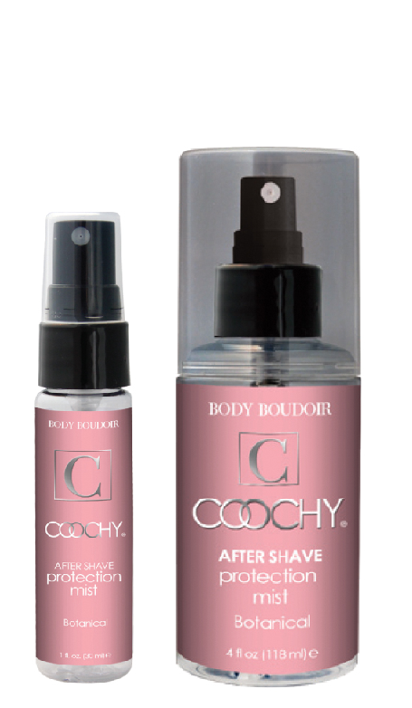 Coochy After Shave Protection Mist-Botanical