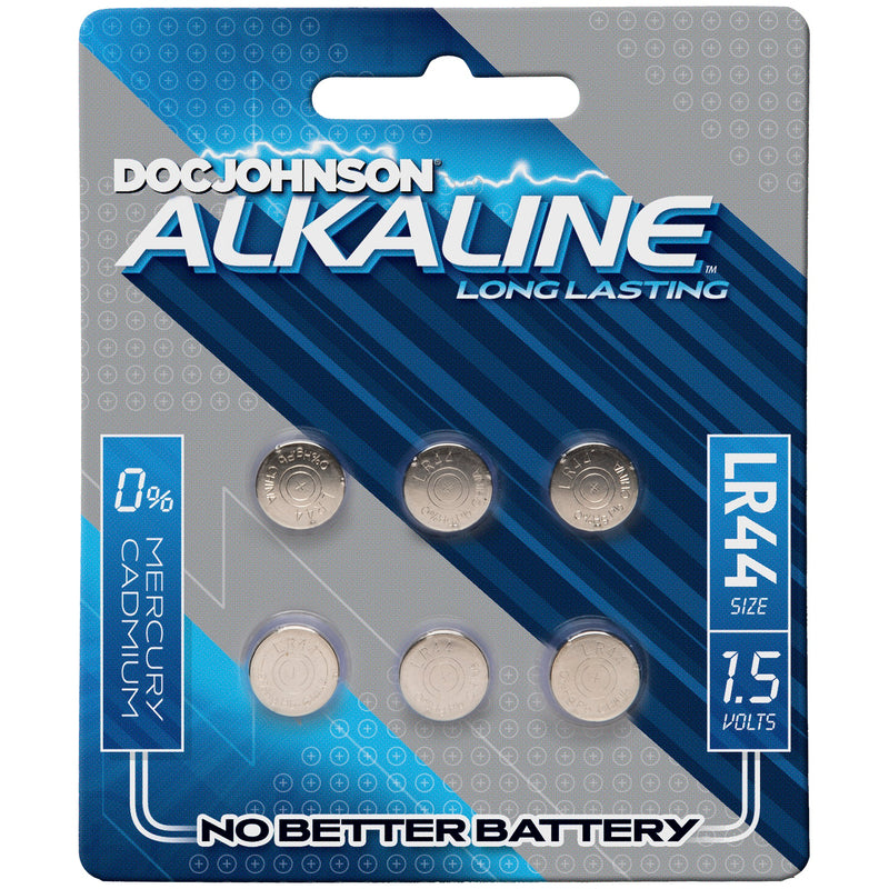 Doc Johnson Alkaline Batteries - LR44 - 15 Volts DJ0399-12-CD