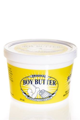 Boy Butter Original Lubricant - 16 Oz. BB16