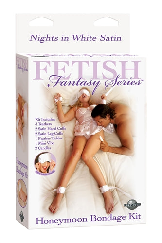 Fetish Fantasy Honeymoon Bondage Kit PD2159-19