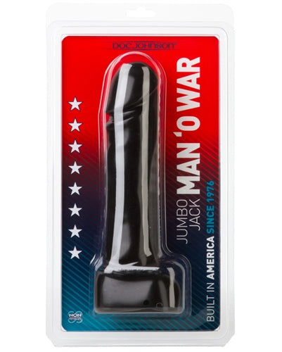 Jumbo Jack - Man O War - Black DJ0270-02