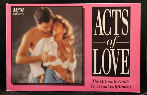 Acts of Love Book DJ9104-00