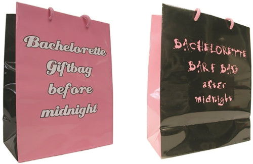 Bachelorette Before/after Midnight - Gift Bag K-GB319