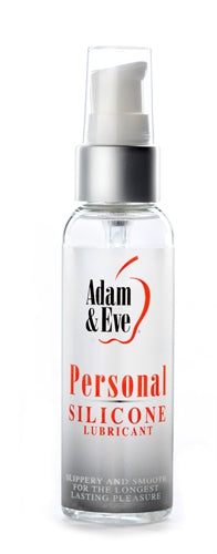 Adam and Eve Personal Silicone Lubricant - 2 Oz. AE-LQ-5645-2