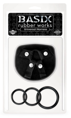 Basix Rubber Works - Universal Harness PD4320-01
