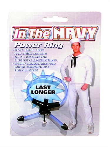 In the Navy Power Ring PD2208-14