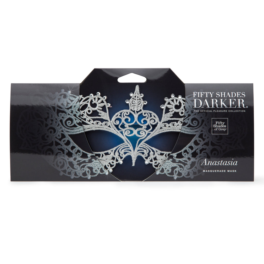 Fifty Shades Darker Anastasia Masquerade Mask LHR-63957
