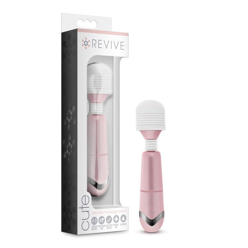 Revive Cute - Intimate Massage Wand - Rose Gold BL-21516