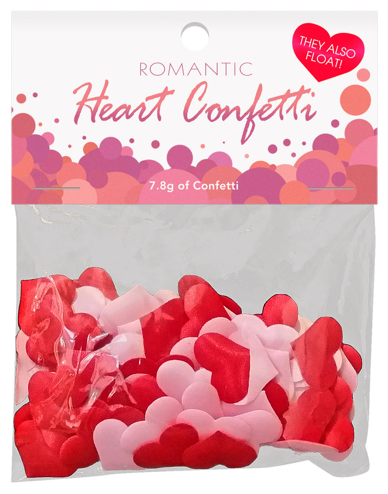 Romantic Heart Confetti KG-NVC40