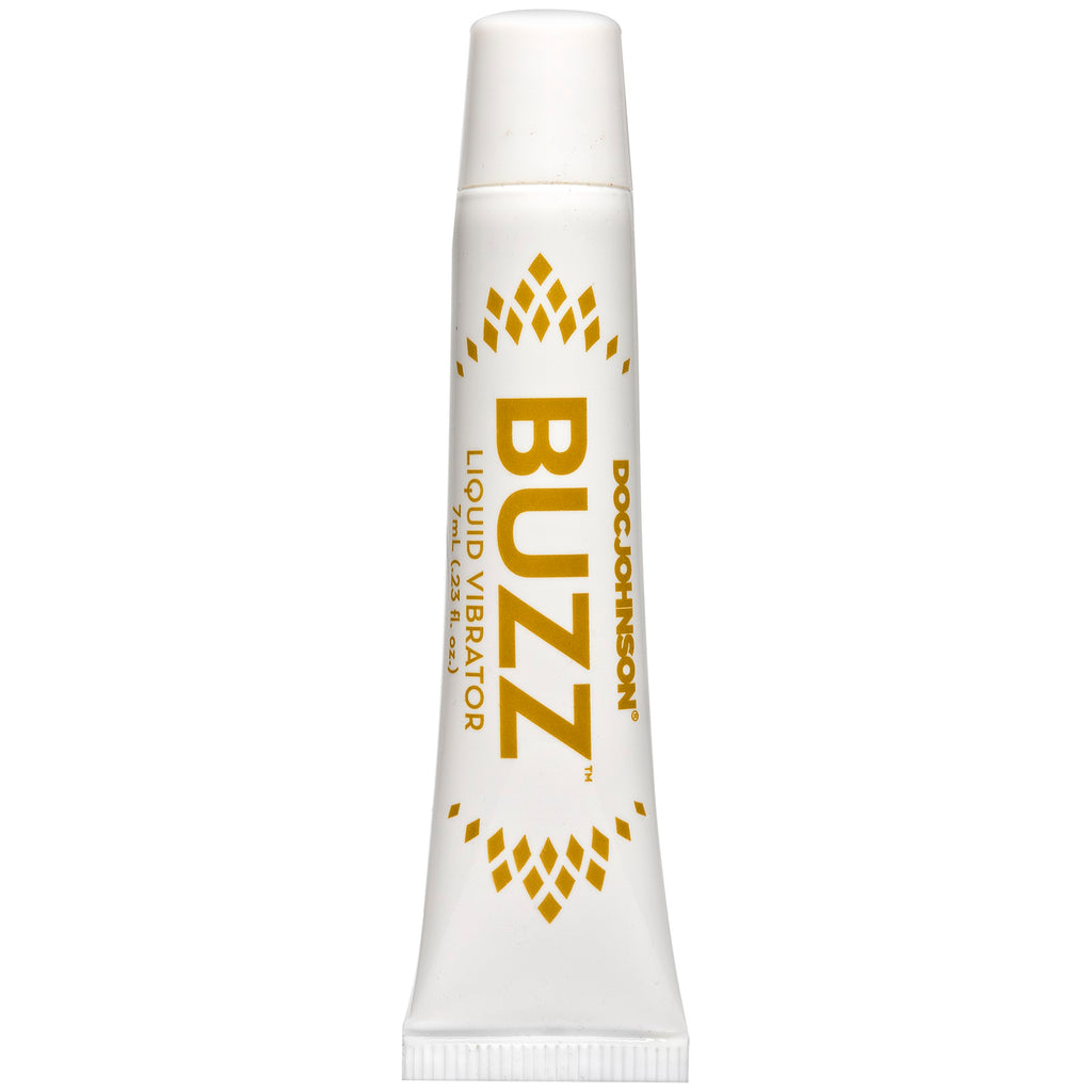 Buzz Liquid Vibrator - 0.23 Fl. Oz. / 7 ml DJ4550-01-BX