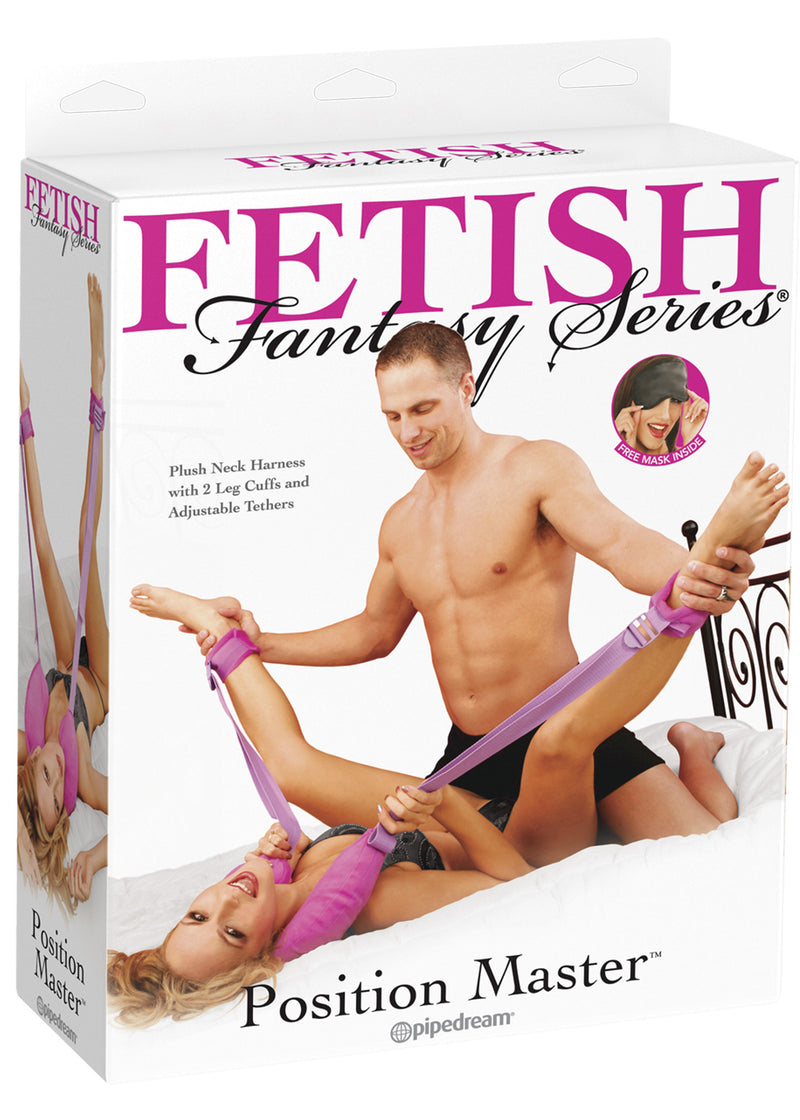 Fetish Fantasy Series Position Master