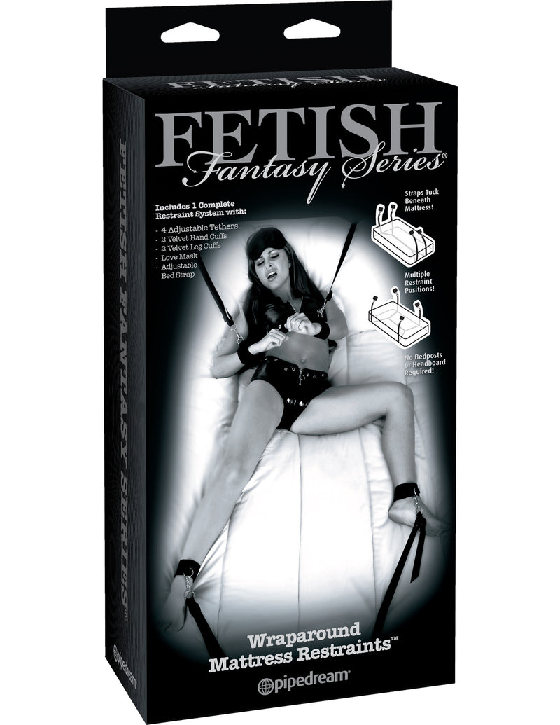 Fetish Fantasy Limited Edition Wraparound Mattress Restraint