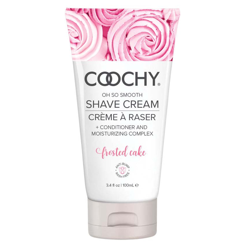 Coochy Shave Cream - Frosted Cake - 3.4 Oz COO1003-03